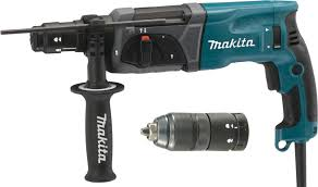 MAKITA Perfo-burineur SDS-Plus 780 W 24 mm