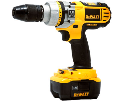 PERCEUSE DEWALT DC927